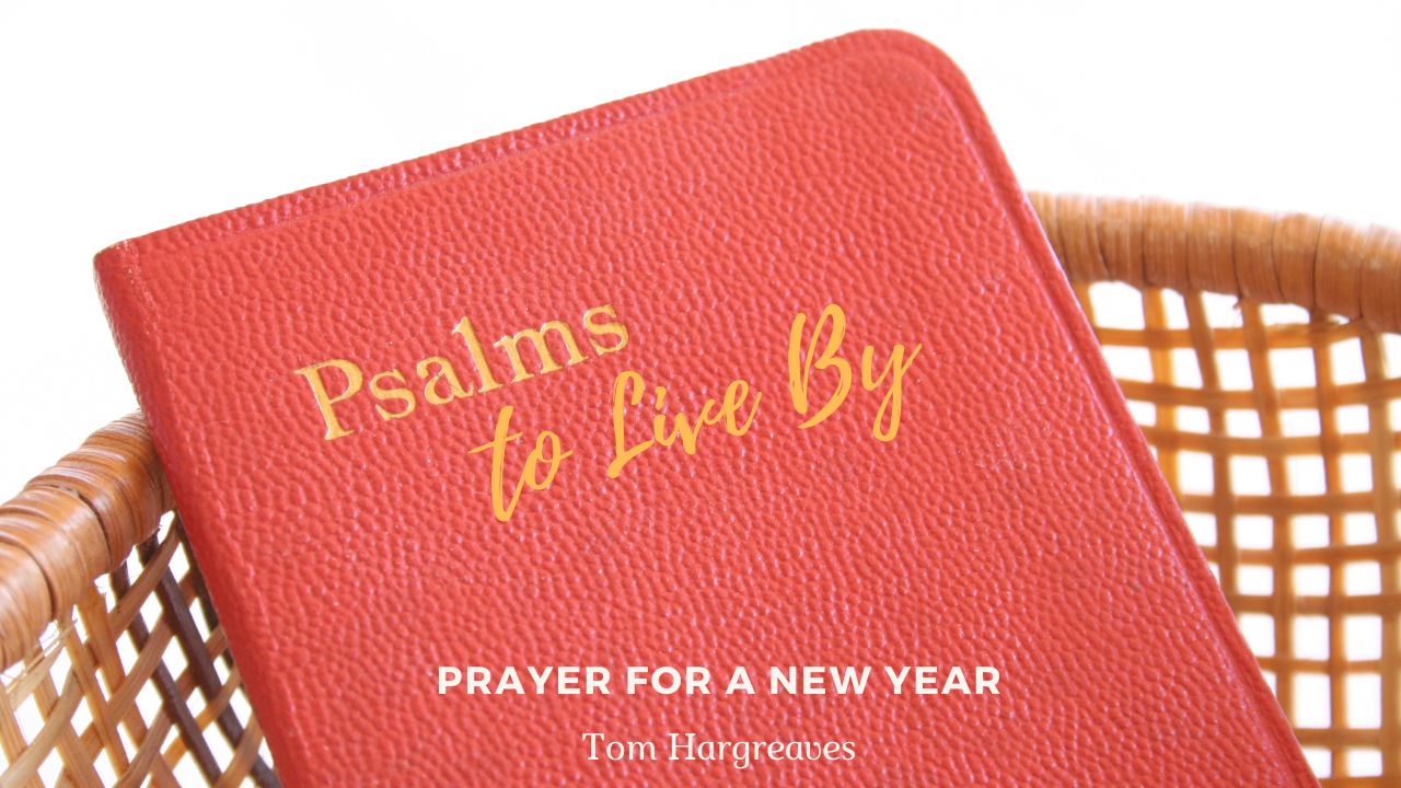 Prayer For A New Year