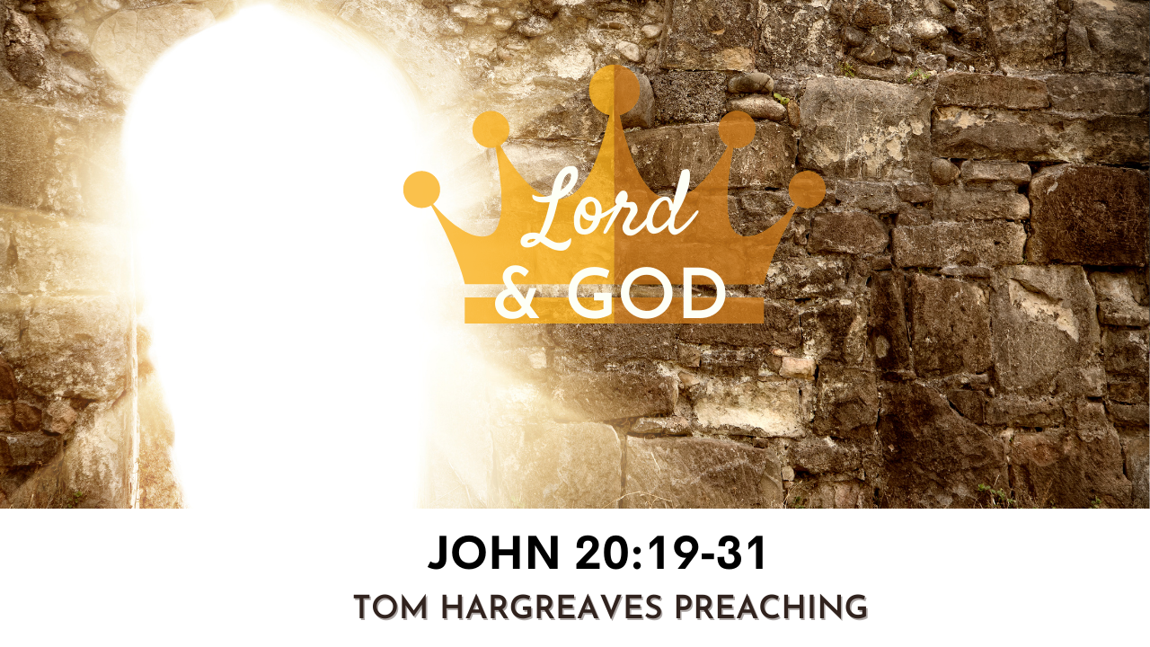 Lord and God