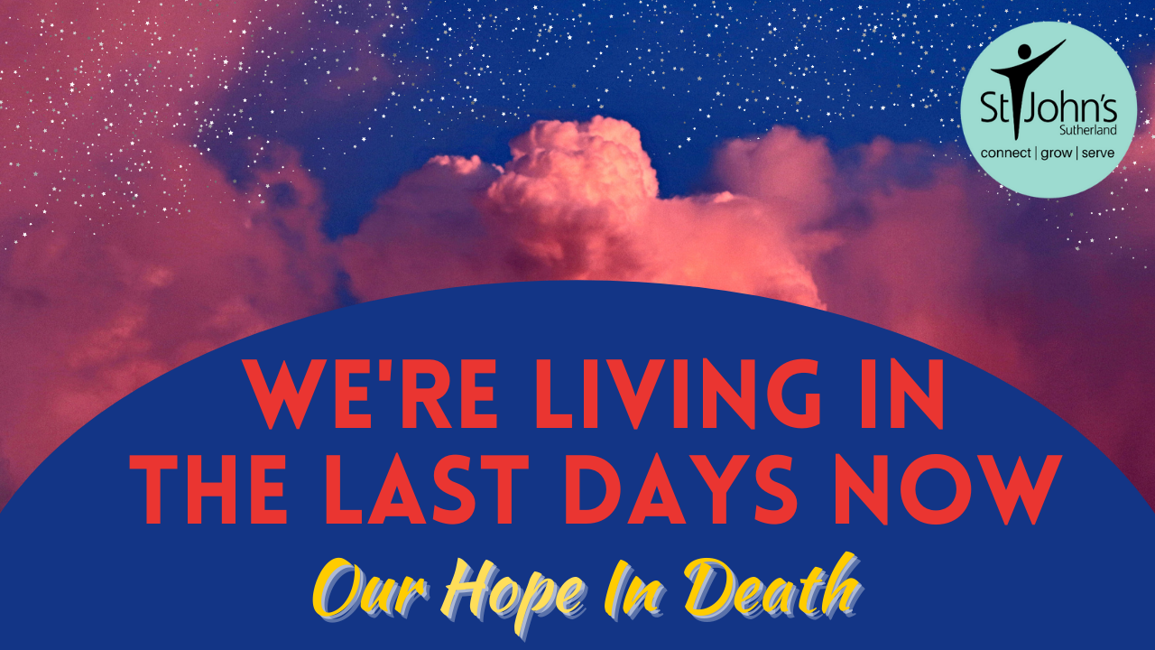 Our Hope in Death